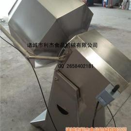 锦州花生米调味机,利杰机械,不锈钢花生米调味机