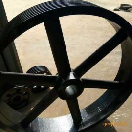 河北皮带轮厂家大型皮带轮海量现货