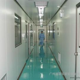 WOL番禺厂家承接医疗实验室 PCR实验室净化工程装修