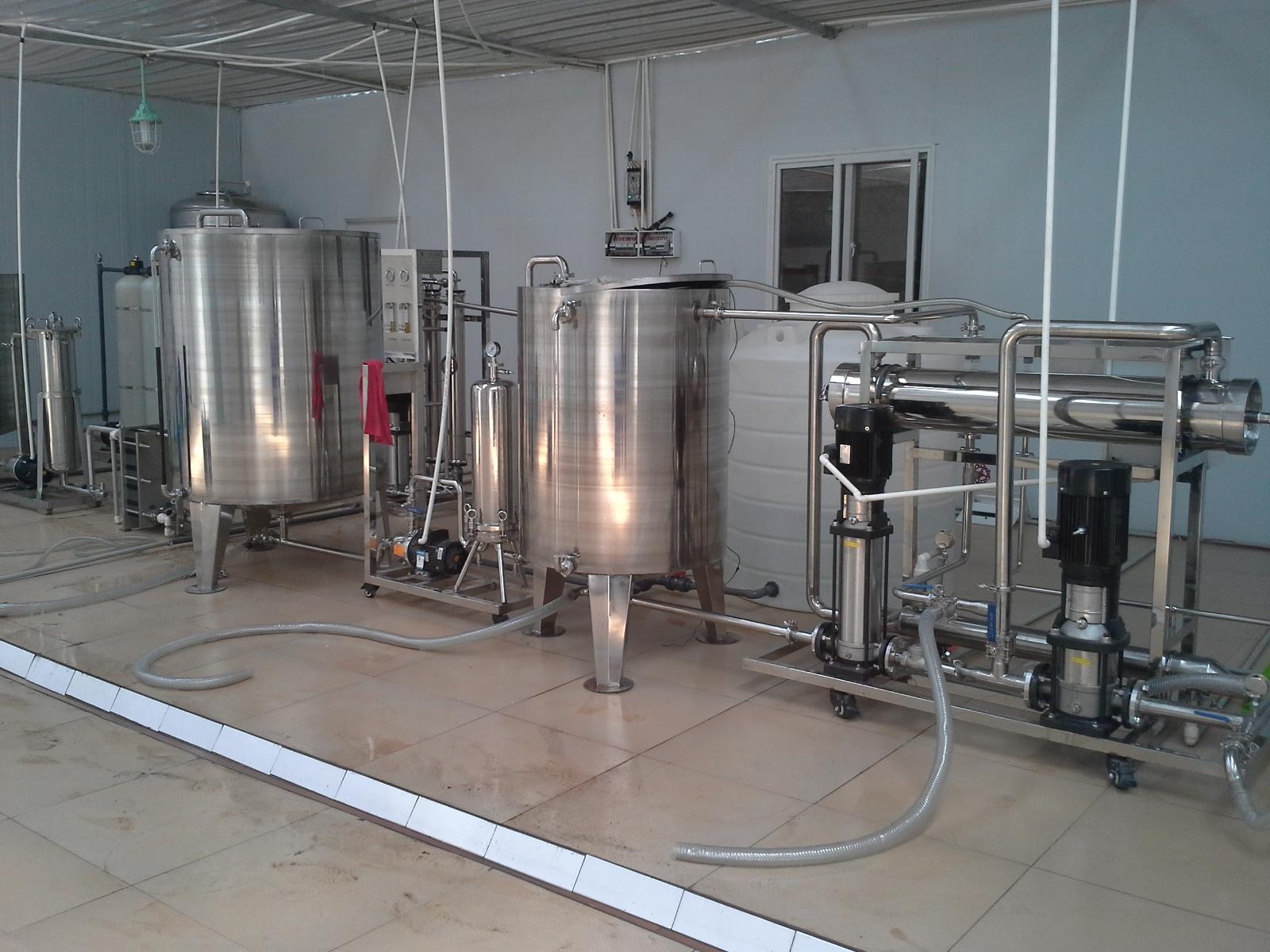 杜仲叶制备绿原酸设备 膜过滤设备