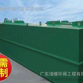 惠州生活污水处理城镇废水处理碳钢一体化污水处理设备