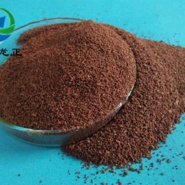 天津聚合氯化铝铁红褐色固体颗粒