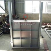 钢闸门 喷锌防腐 启闭灵活 绿色环保钢制闸门
