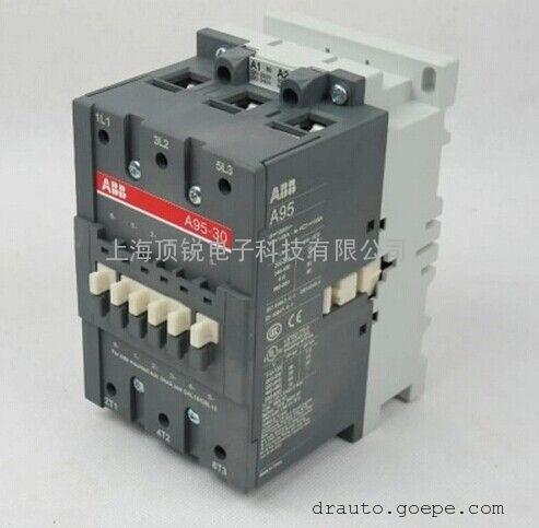 ABB接触器A95-30-11 AC220V 95A
