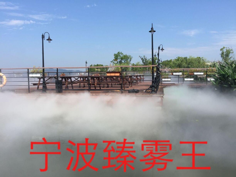 苏州人造雾-雾森景观-冷雾设备