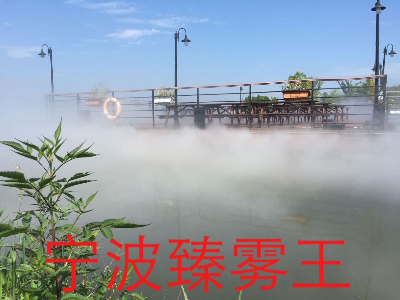 温州人造雾工程-人造雾设备-雾森景观