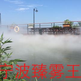 慈溪人造雾设备-雾森景观-人造雾工程