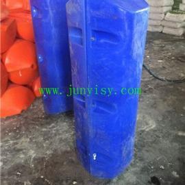 黑龙江水池拦污水漂 长1180*350*210厂方形水漂