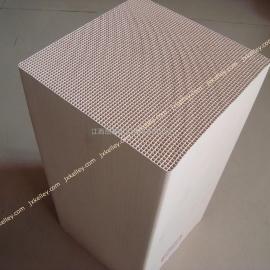 RTO专用 蜂窝体 蓄热体尺寸150×150×300mm 40×40孔 莫来石铝普