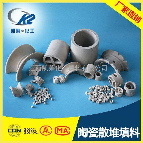 陶瓷散堆填料 陶瓷环 化工填料 干燥塔\吸收塔\洗涤塔\再生塔