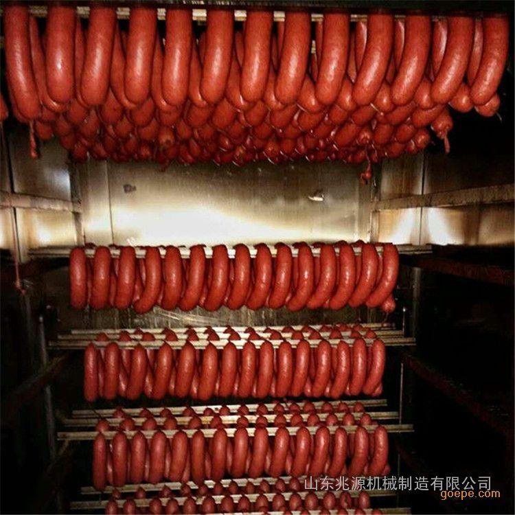 腊肠生产线设备,灌肠全套加工设备