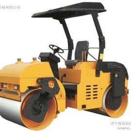 手扶压路机 小型双轮压路机 LRY303 双轮压路机