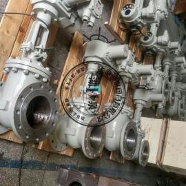 150LB电动硬质合金法兰闸阀
