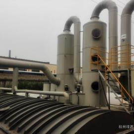 铸造烟尘干式湿式组合式处理净化设备