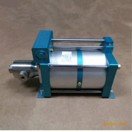 深圳嘉力超高压软管接头测试用气驱高压泵