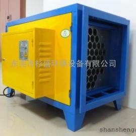 食堂加工厂油烟污染治理设备-工业静电油烟 油雾净化器
