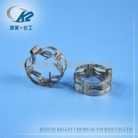 QH-2型金属不锈钢扁环 不锈钢梅花扁环填料