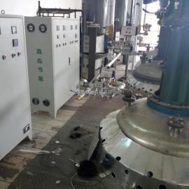 304不锈钢反应釜电磁加热器-316反应塔反应罐反应锅环保加热器