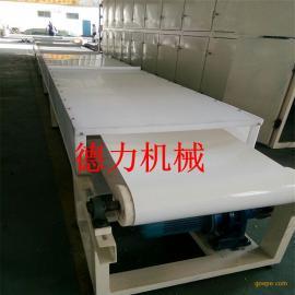 皮带输送机小型流水线传送机铝合金传输带快递运输机
