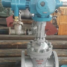 Z941H-100C DN200法兰式高压铸钢电动闸阀