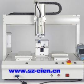 上海自动锁螺丝机,上海自动焊锡机,上海自动点胶机
