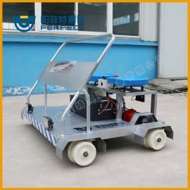 GPS导轨检测车网轨检测车 铁路消防轨检车flat trolley