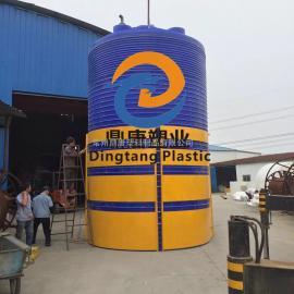 江苏常州鼎唐滚塑储罐 50吨水箱 50T水塔