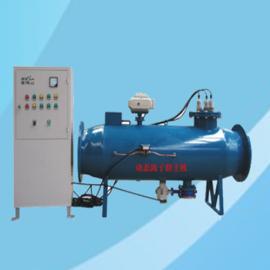 电离释放型动态离子群水处理机组