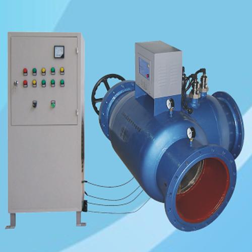 动态离子群水处理机组,DLT-PCC水质处理站,PCC电子式水处理站