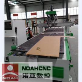 板式家具生产线数控自动开料机 板材下料机