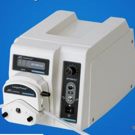 保定兰格 BT300-2J精密蠕动泵 实验室大流量恒流泵