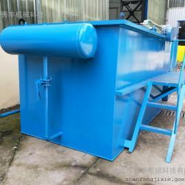 北京氨水厂污水处理设备、诸城善丰机械高效溶气气浮机零售