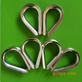 供应不锈钢钢丝绳套环
