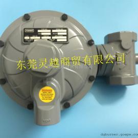 CS400天然气调压器 美国FISHER费希尔调节阀