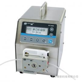 BT100S蠕动泵 调速型蠕动泵-全新参数