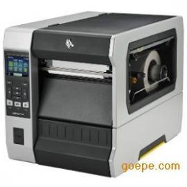 供应江苏斑马ZT620新上市智能宽幅条码工业打印机总代批发