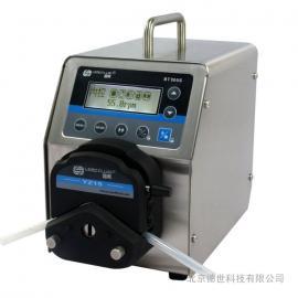 BT300S调速型蠕动泵-性能参数