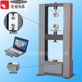 滁州5吨双柱自动机械型材拉力机厂家直销