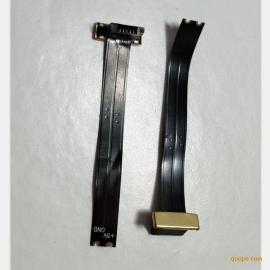 安卓T型迈克 公头 无线充 micro背夹无线充 金属头