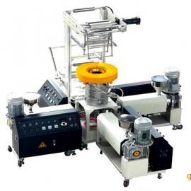 小型吹膜机-小型三层吹膜机