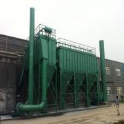 DZW93型低压喷吹脉冲布袋除尘器、布袋除尘器