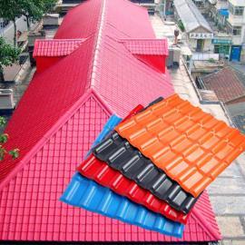 元江树脂瓦生产家