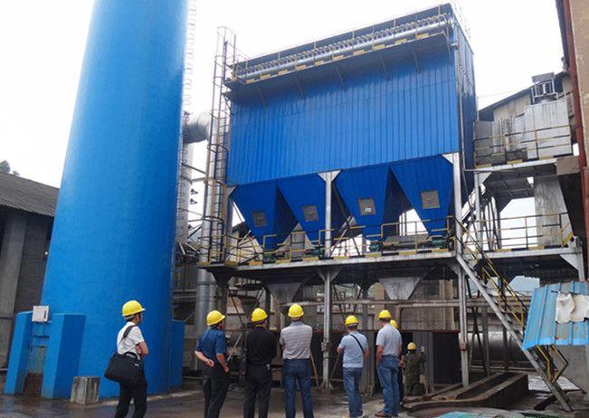 LFEF系列立窑玻纤布袋除尘器,脉冲袋式除尘器