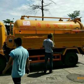 海宁尖山新区专业化粪池清理公司管道疏通清洗清淤