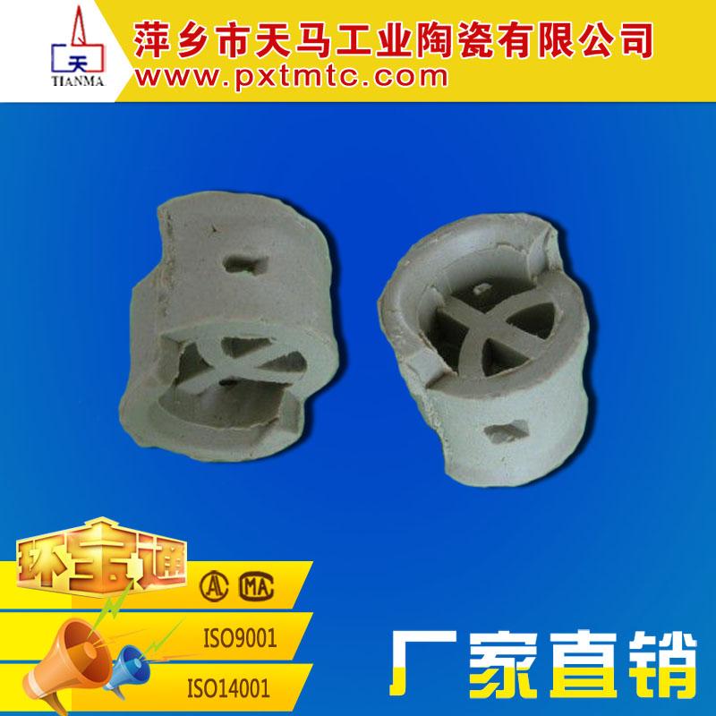 天马生产不同规格 陶瓷共轭环 填料