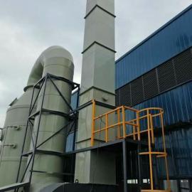 电镀厂酸雾废气洗涤塔
