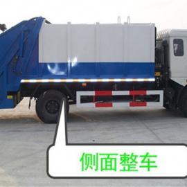 现车优惠销售各类压缩垃圾车_6方8方钩臂式移动压缩垃圾箱