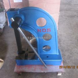 枣庄产AP系列手动压力机