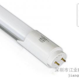 LED车库灯具生产厂家T8带支架led雷达感应日光灯管 车库