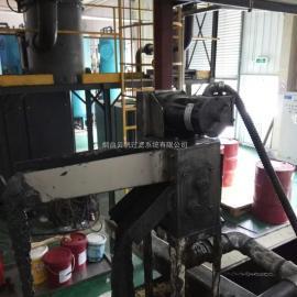 带式撇油机维修改造